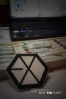 EXO: badge from EXO planet by ShyraSakuso