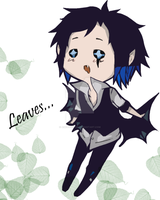 I Love Leaves...Problem w/ That? by Ask-Faustus