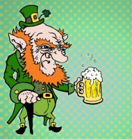 Ye old Leprechaun by 00sjcx
