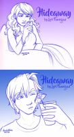 Hideaway - Before they met by irishgirl982