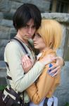 Shingeki no Kyojin: Protection by AnyaPanda