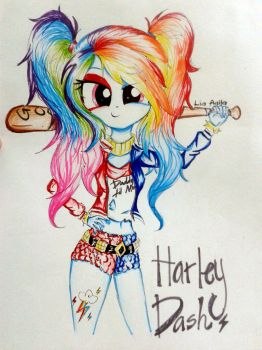 Harley Dash by LiaAqila