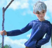Jack Frost smiles by princess1Merida