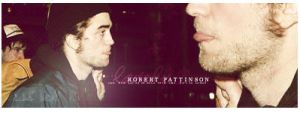 Robert Pattinson Signature 2 by martinrivass