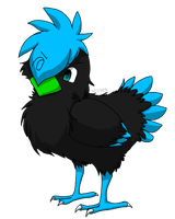 Chiicken by Spottedfire-cat