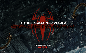 [POSTER] The Superior Spider-Man / Fan Made #1 by LunestaVideos