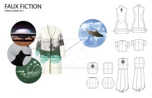 Faux Fiction SS 2013 (Mood Board) by VethBlack
