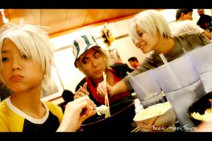 Bleach Cosplay: Ramen Outing by Akusesu