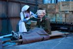 DSC 0155 WW1 Nurse by wintersmagicstock