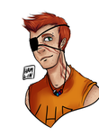Damian for chaoticalfredo by hamlinfly