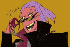 Thrax Dude by oasiswinds