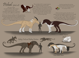 Pishal Species Sheet by ReaWolf