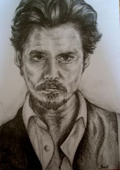 Johnny Depp by igy7