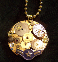 Watch Air Force Insignia by mymysticgems
