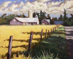 Vaudreuil Farm by maccski