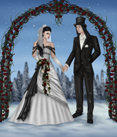 The great wedding by Auldale