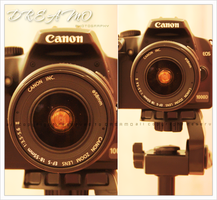 My camera by D-R-E-A-M-O