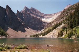 lake agnes by galad