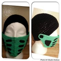 in green! REPTILE by jelc85