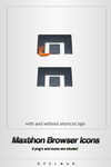 Maxthon Browser Icons 2 by opelman