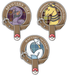 HPM: Island Crests by ElfSama