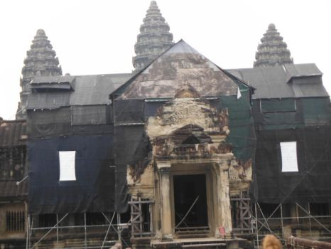 Angkor What construction by Fireweasel39