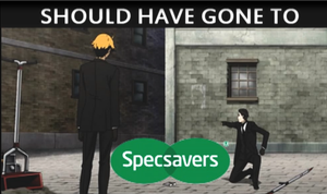 William Should Have Gone to Specsavers by KatsuNoJutsu95