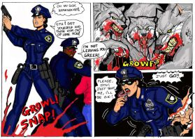 Officer Greer Grant A by johnnyharadrim