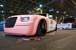 Chrysler 'Hello Bitchy' 300C by miki3d