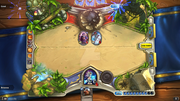 Hearthstone win by FoxLightstep