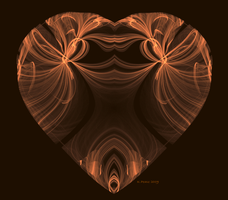 Heart of Thanks by PzzPod