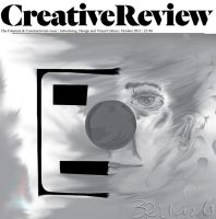 Creative Review Magazine cover by Mrben3r