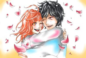 CONTEST : Ao Haru Ride by LukaHainekoChan