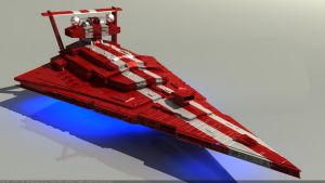 pimped star destroyer by Affet-kak