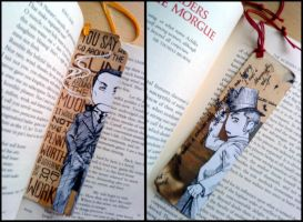 SH Bookmark Set by nitefise