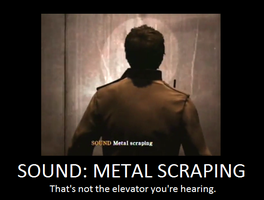 Silent Hill Demotivational pt6 by Sierie