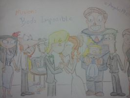 homenaje a la boda imposible by bofirix