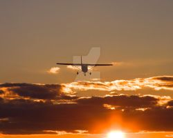 Cessna Sunset by BillH-Photo