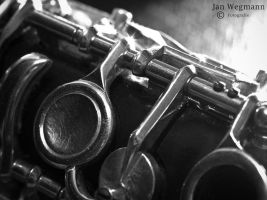 Clarinet by Herbsthauch