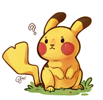 Pokemon - Pika? by oddsocket