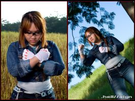 julia ready to fight by hellsign