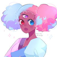 cotton candy by 6oys