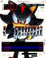 Shadow WinAMp Skin by x-shadow