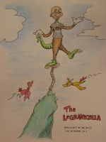 I Am the LeGrandzilla by Legrandzilla