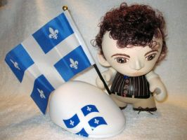 VIVE LE QUEBEC by IHAVE77ISSUES