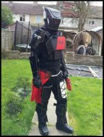 Destiny: Titan Cosplay (90% Complete) by UnknownEmerald