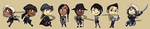 Stickers: Assassin's Creed III by forte-girl7