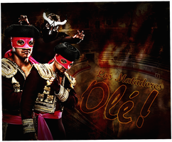 Los Matadores Wallpaper by thetrans4med