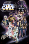 Star Wars Awakening: The fell dragon strikes back by VKliza