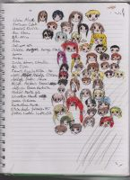 53 Characters and Counting. by Wun23